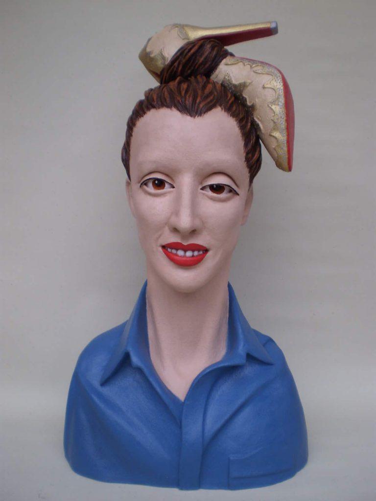 Dominika Rumińska Rzeźba 1