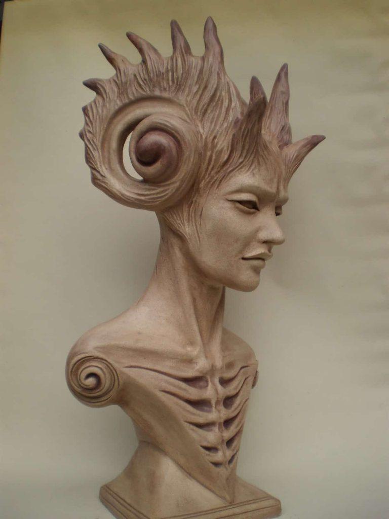 Dominika Rumińska Rzeźba 2