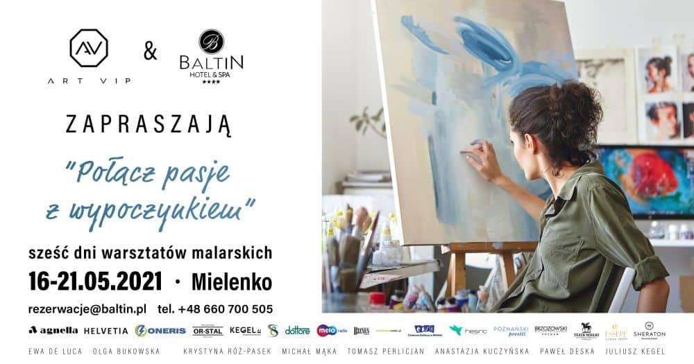 Galeria sztuki Poznań ART VIP